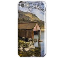 The Old Boathouse iPhone Case/Skin