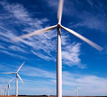 Windpower by Tony Cave