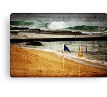 Reef Breaker Canvas Print