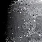 Mare Imbrium (Sea of Rains) by Briar Richard