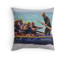 2011 Masters, Lorne (07) Throw Pillow