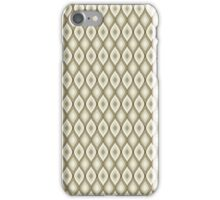 Retro pattern 1 iPhone Case/Skin