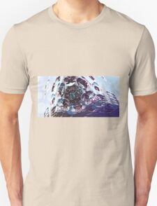 The Edge - Abstract Fractal Unisex T-Shirt