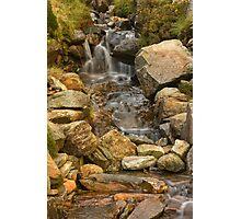 Snowdon Stream Photographic Print