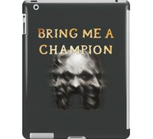 The Elder Scrolls IV: Oblivion | Shivering Isles iPad Case/Skin