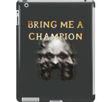 The Elder Scrolls IV: Oblivion | Shivering Isles iPad Case/Skin