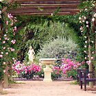 Scented Colonnade by Michael John