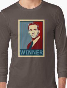 Winner Harvey Long Sleeve T-Shirt