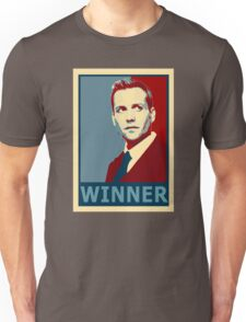Winner Harvey Unisex T-Shirt