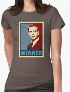 Winner Harvey Womens Fitted T-Shirt