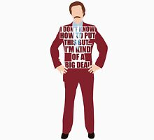 Ron Burgandy Unisex T-Shirt