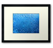 Bubbles while On Deco Framed Print