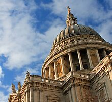 St Pauls by Spencer Trickett