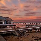 Sunset, Barwon Heads by Joe Mortelliti