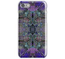 Forest totem pole iPhone Case/Skin