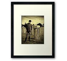 Untitled (4) Framed Print