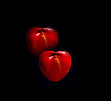 Kaks südant by Bluesrose