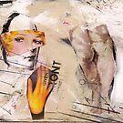 Mirror, 2011 by Thelma Van Rensburg