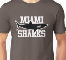 Miami Sharks shirt (Any Given Sunday, Willie Beamen) Unisex T-Shirt