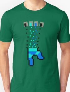 Pixel Drop Mega Man T-Shirt