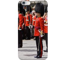 Attention iPhone Case/Skin