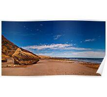 Midday Calm - Aldinga Bay South Australia Poster