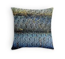 Fence the world in Throw Pillow