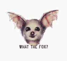 What the Fox? Baby Tee