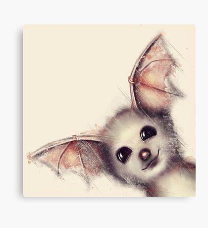 What the Fox? Canvas Print