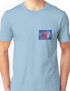 TARDIS in watercolour 01 Unisex T-Shirt
