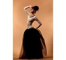 Tough Ballet Photographic Print