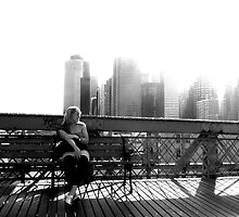 A Day Dream In New York by Richard Butler