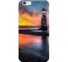 Lighthouse Rescue iPhone Case/Skin