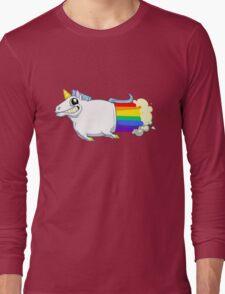 Unicorn Farts Long Sleeve T-Shirt