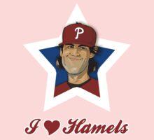 I <3 Hamels by Nikki Cooper
