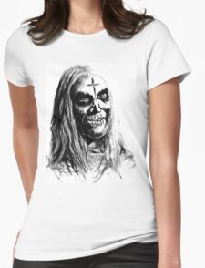 Otis Driftwood House of 1000 Corpses Womens Fitted T-Shirt