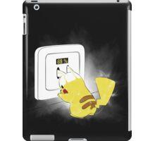 PIKA POWER UP 69 % iPad Case/Skin