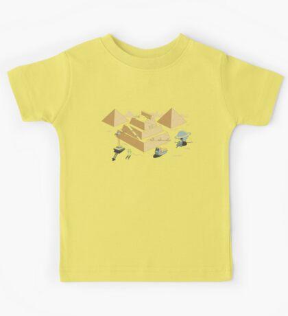 Pyramids Kids Tee