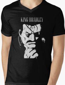 king bradley Mens V-Neck T-Shirt