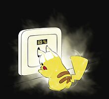 PIKA POWER UP 69 % Yellow by Melroune