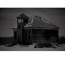 Once upon a School Photographic Print