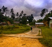 Village -Please Enlarge by Charuhas  Images