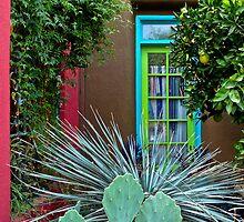 Corner windows by Linda Sparks