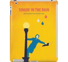 Singin' in the Rain  iPad Case/Skin
