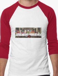 Last Mupper Men's Baseball ¾ T-Shirt