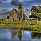 St Clements Reflection by brianfuller75