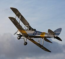 Tiger Moth 5 by Tony Roddam