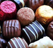 Chocolates by Rachel Slater