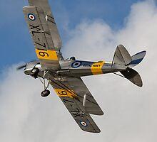 Tiger Moth 4 by Tony Roddam