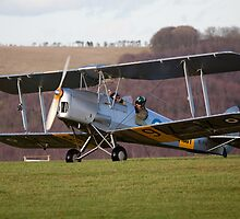 Tiger Moth 7 by Tony Roddam